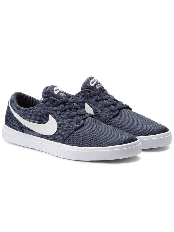 Nike Nike Cipő Sb Portmore II Ultralight 880271 400 Sötétkék