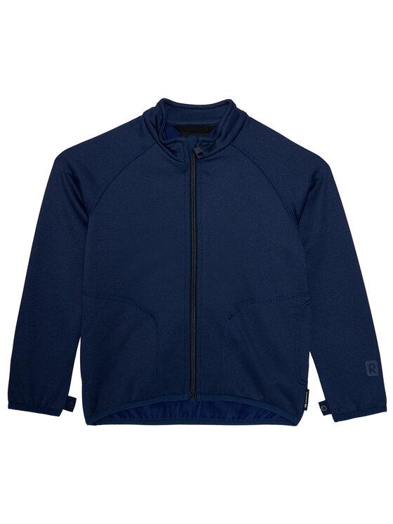 Reima Džemperis Toimiva 526320B Tamsiai mėlyna Regular Fit