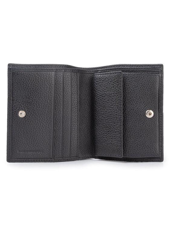 KARL LAGERFELD KARL LAGERFELD Nagyméretű férfi pénztárca 815413 592462 Fekete