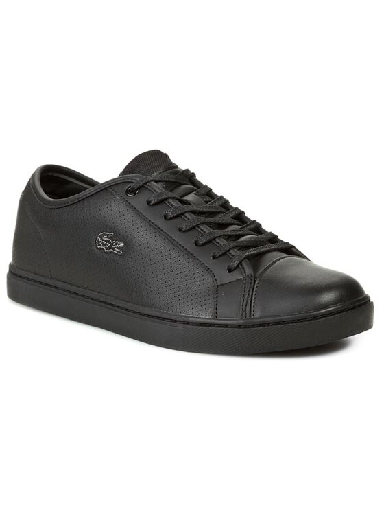 Lacoste Lacoste Chaussures basses Showcourt CTR SPM 7-28SPM022802H Noir