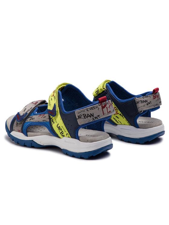 Geox Geox Sandales J Borealis B. A J920RA 05415 C4502 D Bleu marine