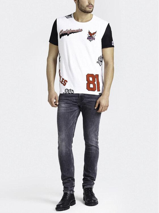 Guess Guess T-shirt M93I44 I3Z00 Blanc Regular Fit