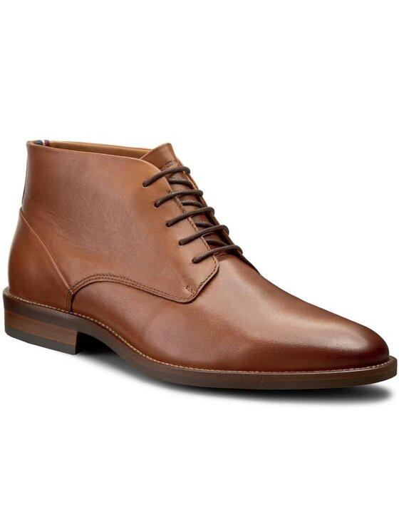 Tommy Hilfiger Tommy Hilfiger Boots Dallen 10A FM56821850 Marron