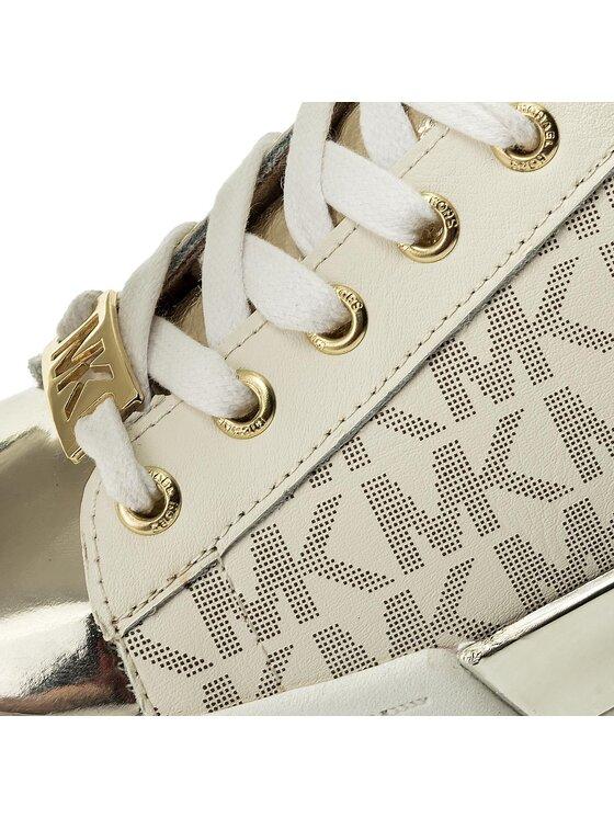 MICHAEL Michael Kors MICHAEL Michael Kors Chaussures basses Zia Guard Yard B290074 Beige
