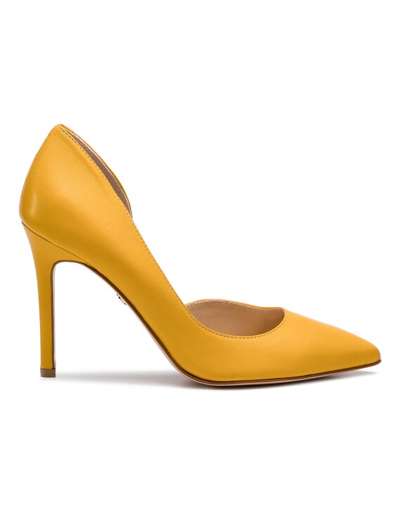 Solo Femme Solo Femme Γόβες 34278-A8-G17/000-04-00 Κίτρινο