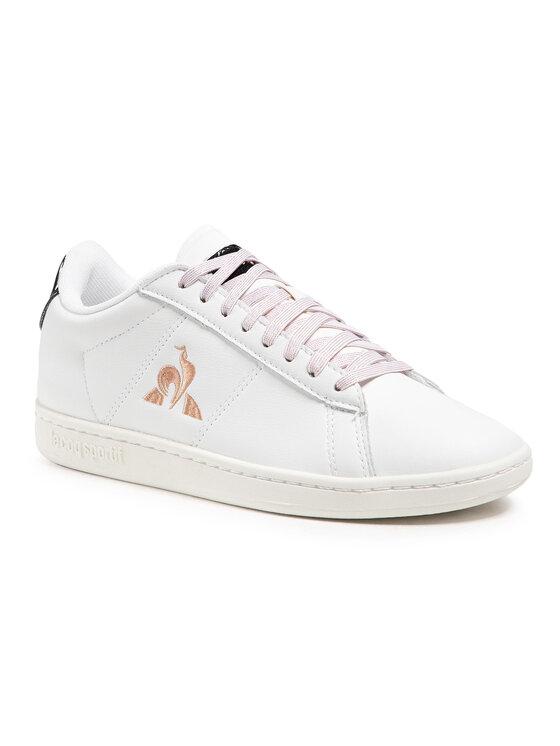 Le Coq Sportif Laisvalaikio batai Courtset W Patent 2110126 Balta