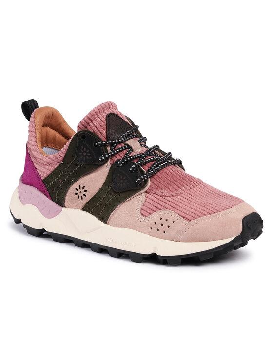 Flower Mountain Laisvalaikio batai Corax 0012015284.04.1M41 Rožinė
