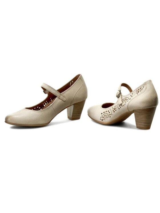Tamaris Tamaris Обувки 1-24411-26 Бежов