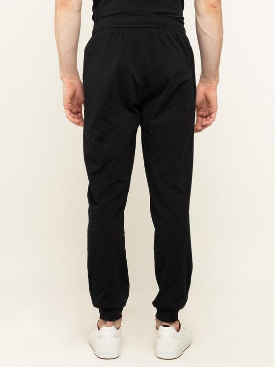 Boss Boss Pantaloni da tuta Identity 50414779 Nero Regular Fit