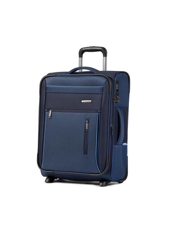 Travelite Mažas Medžiaginis Lagaminas 89807-20 Mėlyna
