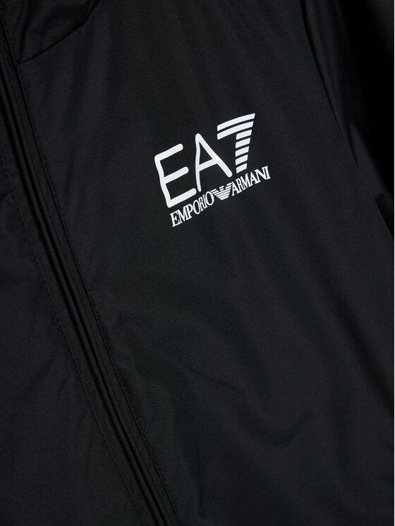 EA7 Emporio Armani EA7 Emporio Armani Kurtka przejściowa 6HBB01 BN27Z 1200 Czarny Regular Fit