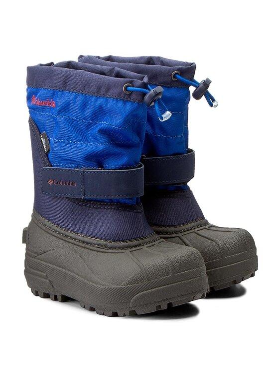Columbia Columbia Sniego batai Childrens Powderbug Plus II BC1326 Tamsiai mėlyna