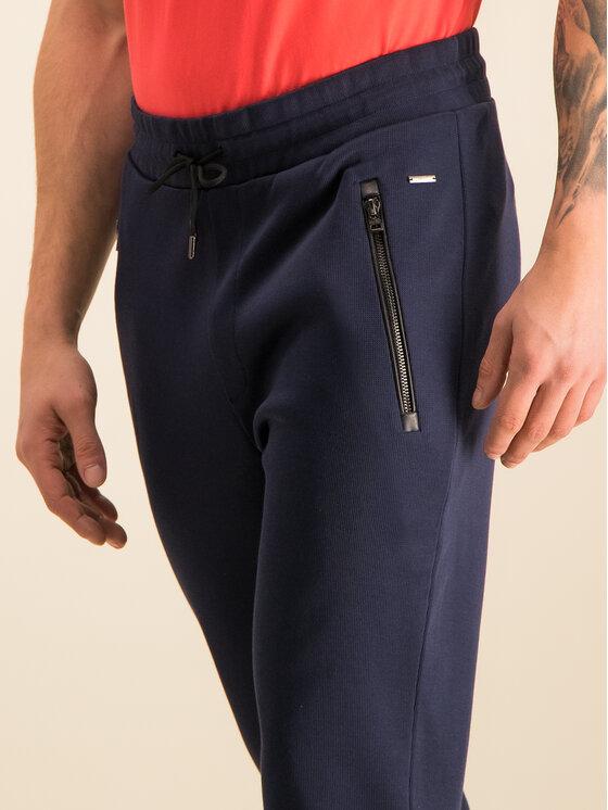 Hugo Hugo Pantaloni trening Dangun 50414146 Bleumarin Regular Fit