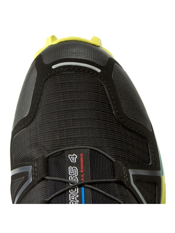 Salomon Salomon Παπούτσια Speedcross 4 392398 28 V0 Μαύρο