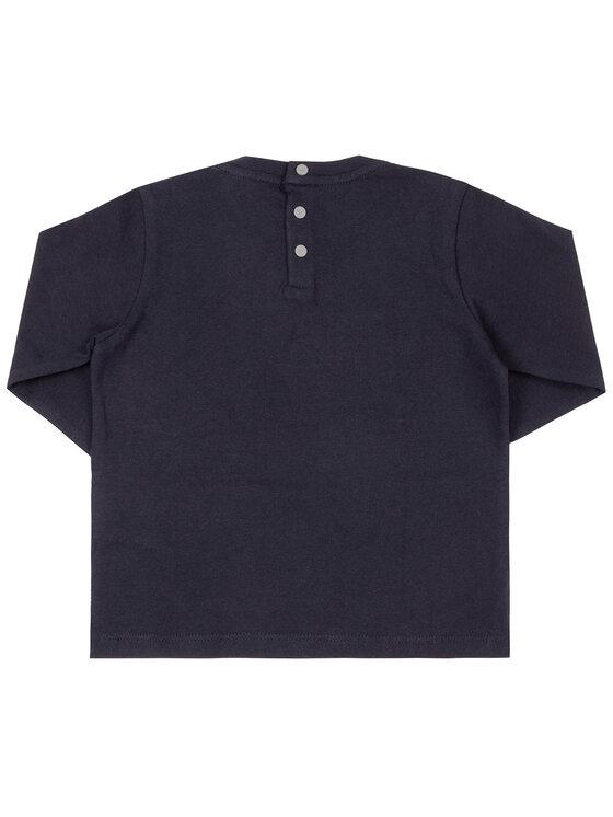 Emporio Armani Emporio Armani Bluză 6GHT09 1J00Z 0933 Bleumarin Regular Fit