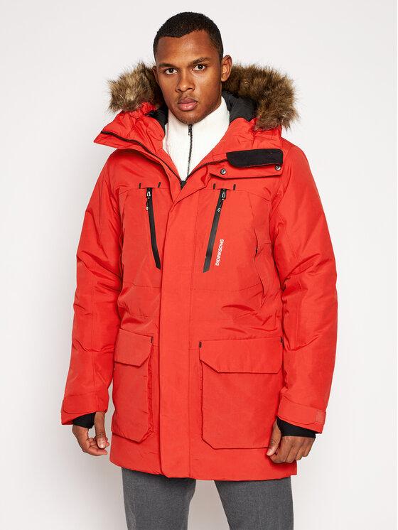 Didriksons Žieminė striukė Marco 503203 Raudona Regular Fit