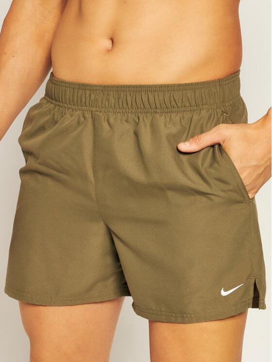 Nike Nike Szorty kąpielowe Essential NESSA560 Zielony Standard Fit