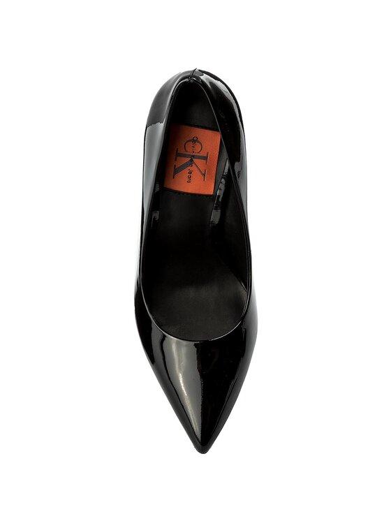 Calvin Klein Jeans Calvin Klein Jeans Обувки на ток Paige R8712 Черен