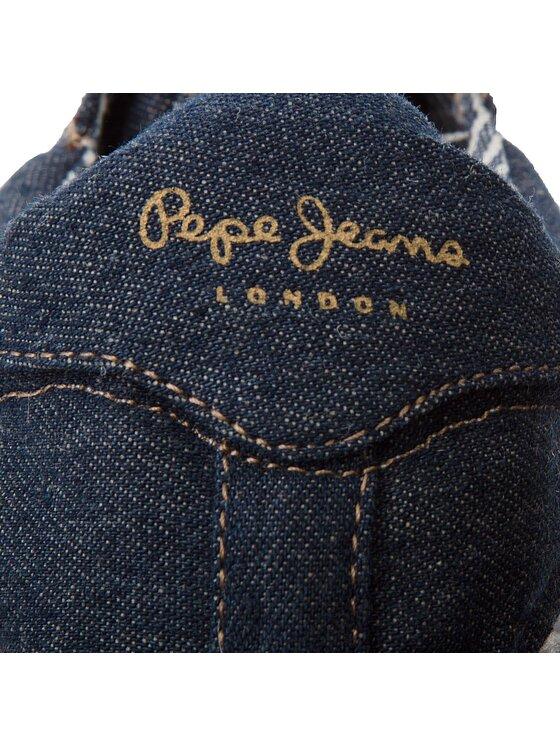 Pepe Jeans Pepe Jeans Еспадрили Andy Denim PLS10358 Тъмносин
