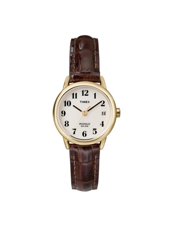 Timex Laikrodis Easy Reader T20071 Ruda