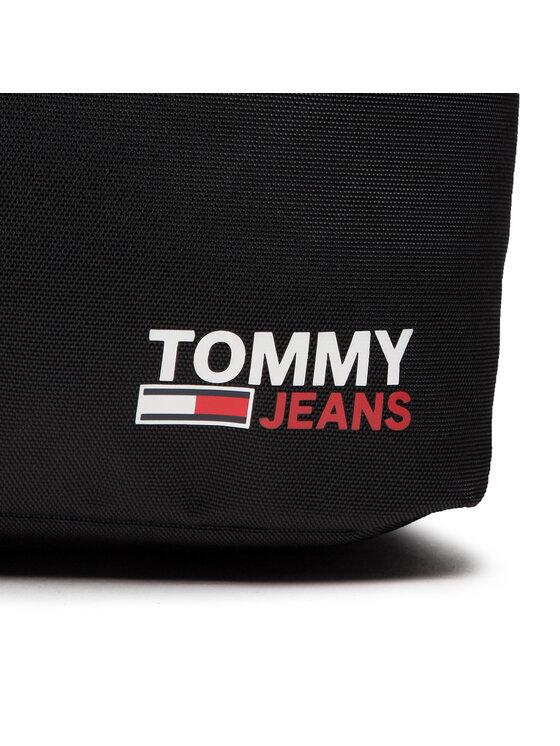 Tommy Jeans Tommy Jeans Plecak Tjm Campus Roll Top AM0AM07502 Czarny