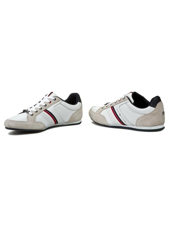 Tommy Hilfiger Tommy Hilfiger Sneakers Ross 3C FM56817917 Blanc