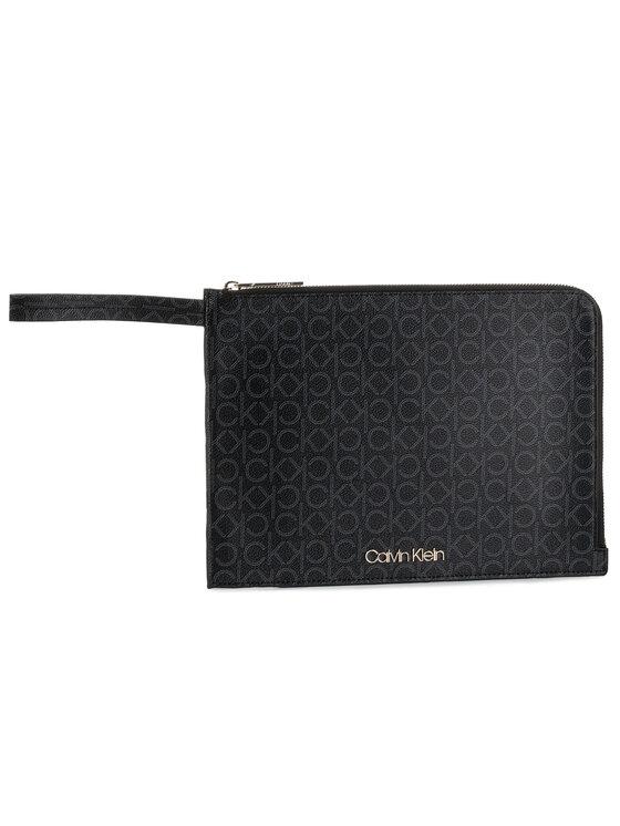 Calvin Klein Calvin Klein Táska Ck Must Pouch Mono K60K605895 Fekete