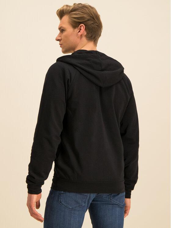 Emporio Armani Underwear Emporio Armani Underwear Felpa 111835 0P575 00020 Nero Regular Fit