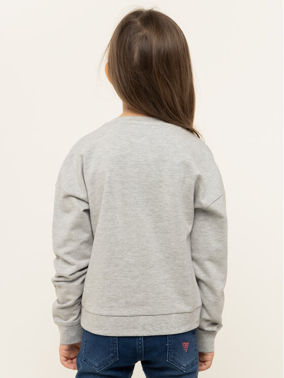 Guess Guess Bluză K93Q01 K87L0 Gri Regular Fit
