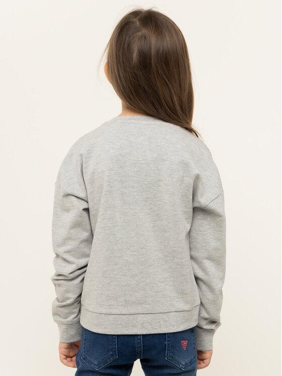 Guess Guess Sweatshirt K93Q01 K87L0 Gris Regular Fit