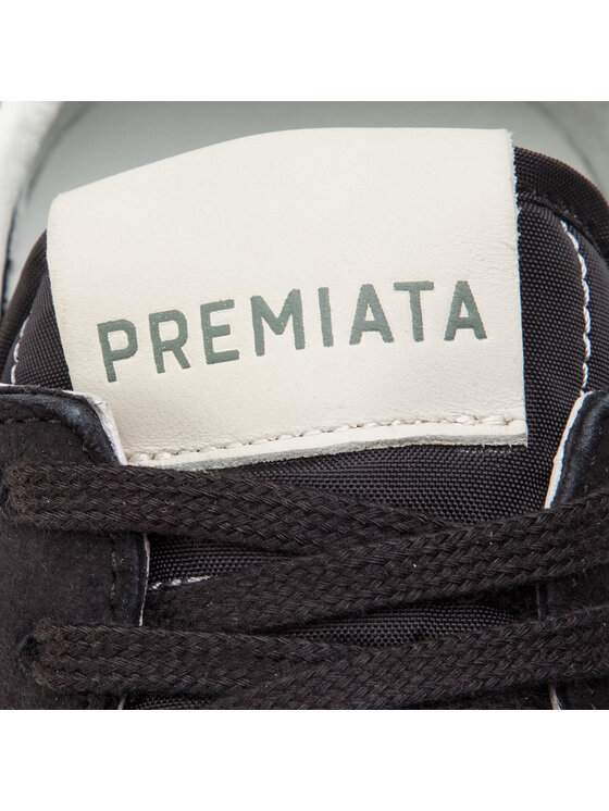 Premiata Premiata Sneakersy Eric 3835 Čierna