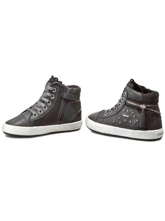 Geox Geox Chaussures basses J Witty D J54C8D 04322 C9002 Gris