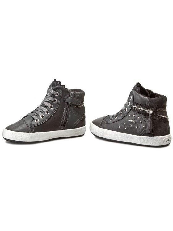 Geox Geox Pantofi J Witty D J54C8D 04322 C9002 Gri