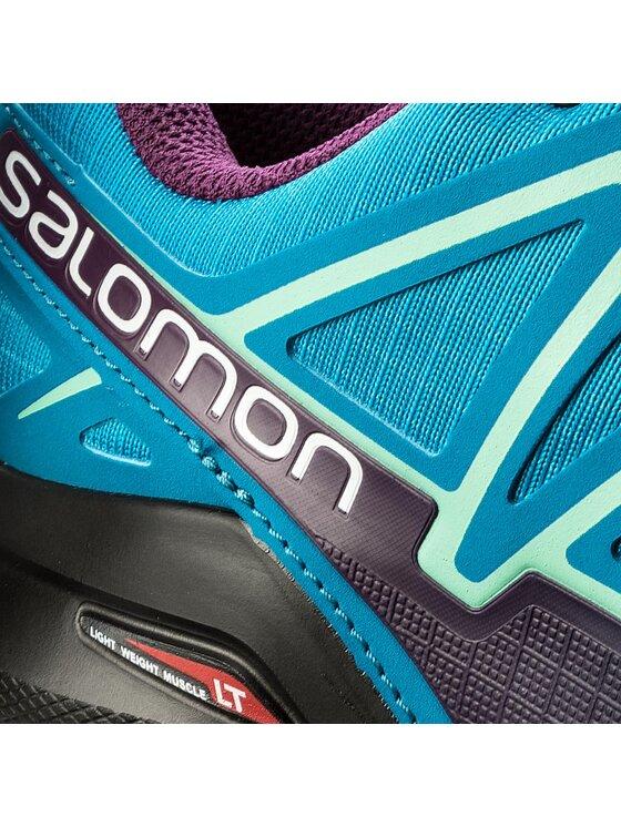 Salomon Salomon Boty Speedcross 4 W 398422 Modrá