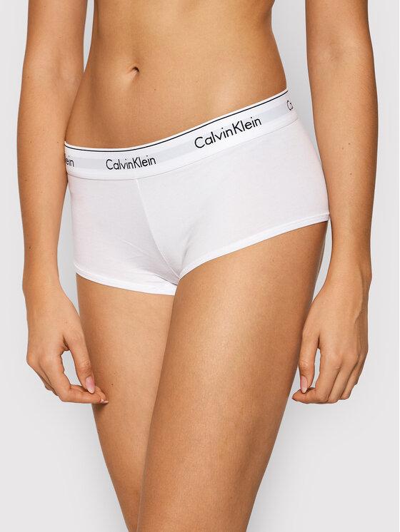 Calvin Klein Underwear Calvin Klein Underwear Boxerky 0000F3788E Bílá