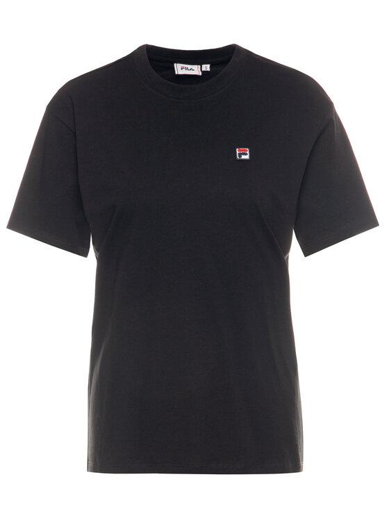 Fila Fila T-shirt Nova 682319 Nero Regular Fit