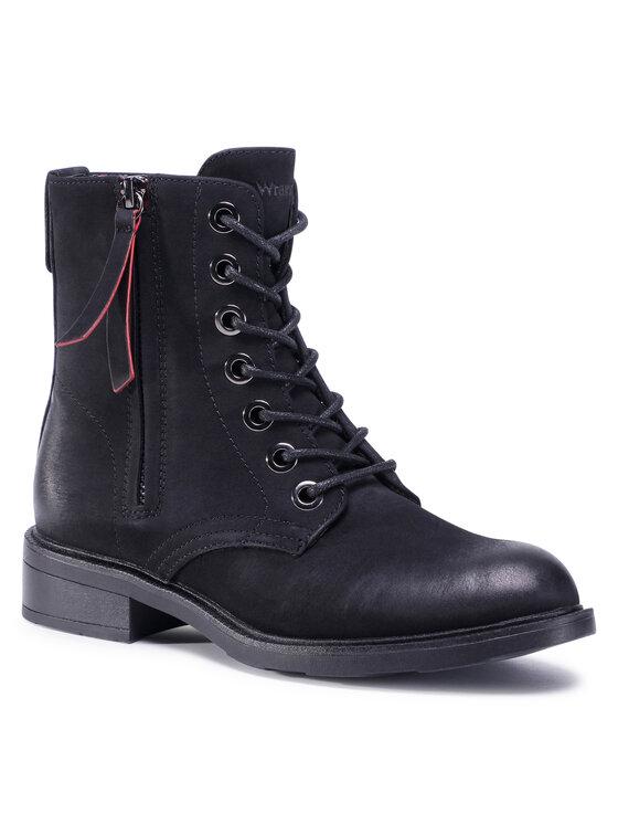 Wrangler Auliniai batai Vanys Lace WL02651A Juoda