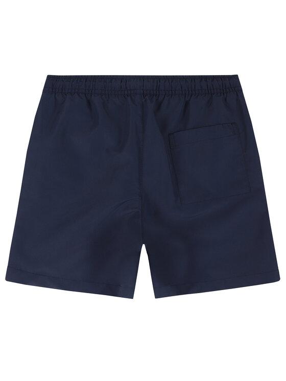 Calvin Klein Swimwear Calvin Klein Swimwear Σορτς κολύμβησης Medium Drawstring B70B700225 Σκούρο μπλε Regular Fit
