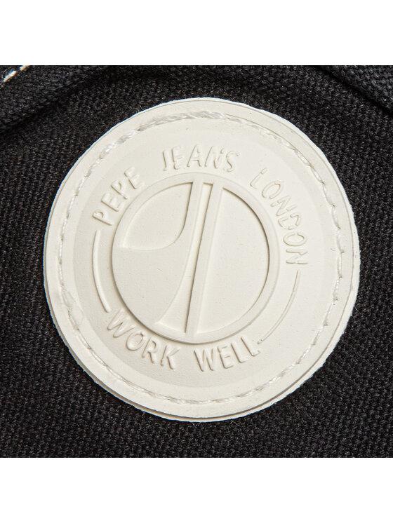 Pepe Jeans Pepe Jeans Tornacipő Industry Classic PMS30628 Fekete