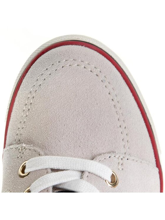 Tommy Hilfiger Tommy Hilfiger Laisvalaikio batai Sage 1C FW56818771 Smėlio