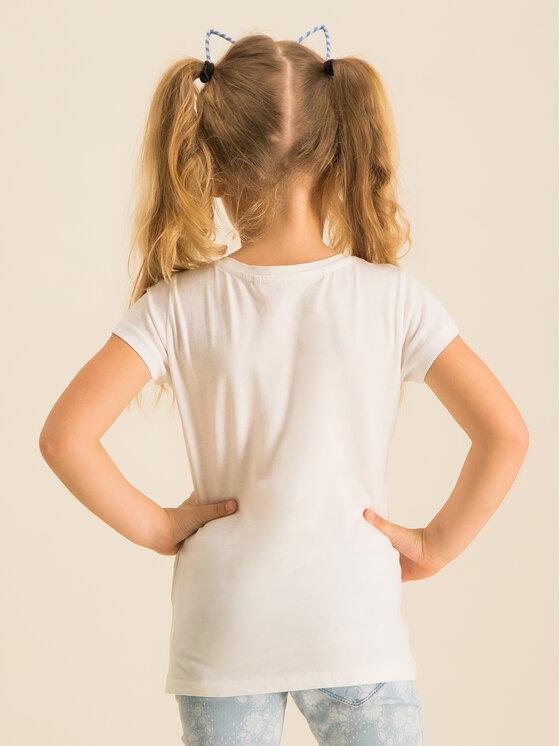 Primigi Primigi T-Shirt 43222551 Bílá Regular Fit