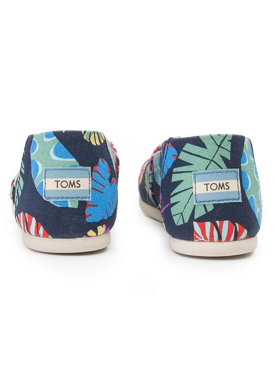 Toms Toms Półbuty Classic 10013524 Kolorowy