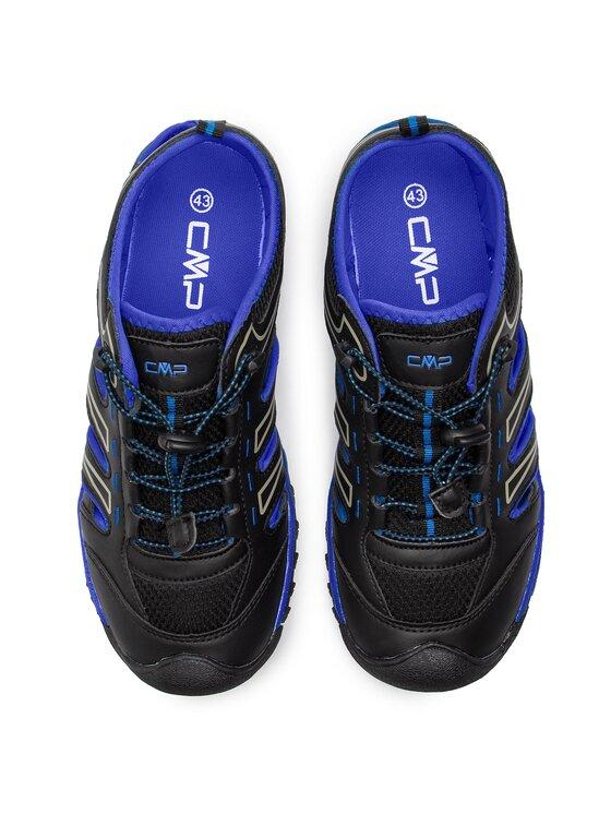 CMP CMP Sandály Aquarii Hiking Sandal 3Q95477 Černá
