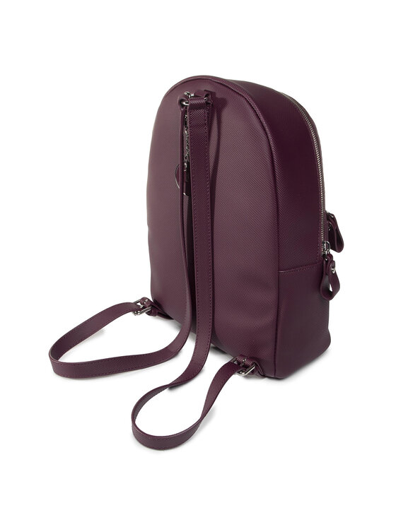 Lacoste Lacoste Plecak Backpack NF2773DC Fioletowy
