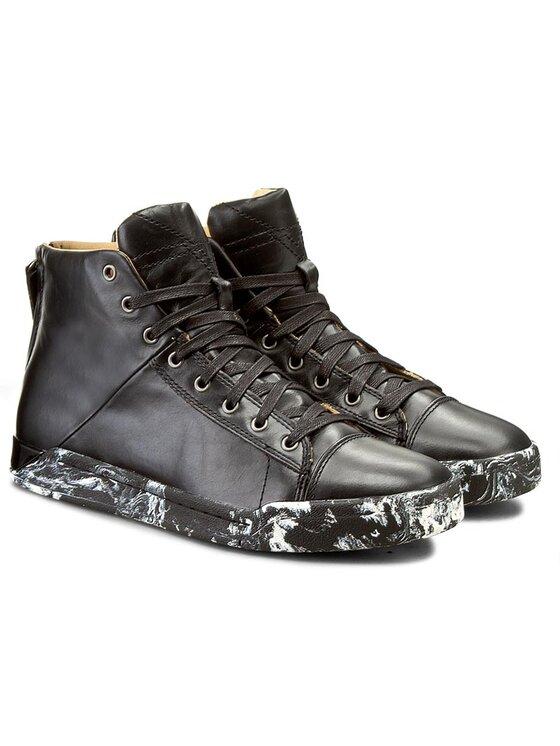Diesel Diesel Sneakersy S-Emerald Y01416 P1143 T8013 Čierna