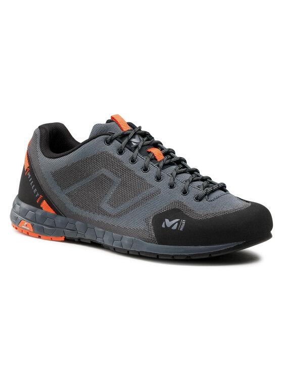 Millet Turistiniai batai Amuri Knit M MIG1790 Pilka