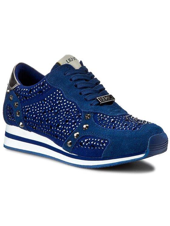 Liu Jo Liu Jo Sneakers Running Aura S65133 P0079 Bleu
