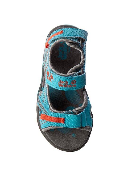 Jack Wolfskin Jack Wolfskin Sandály Acora Sandal G 4022511 Modrá