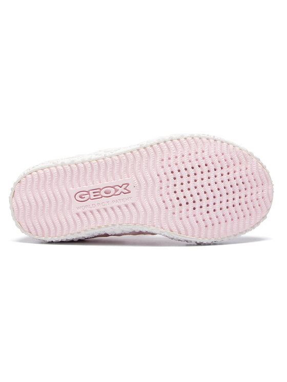 Geox Geox Обувки J Kilwi G. I J92D5I 00011 C8172 S Розов