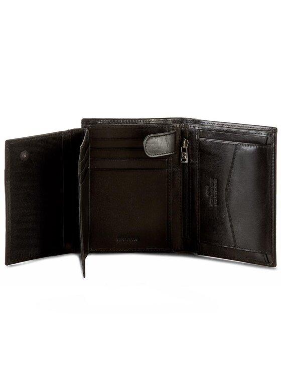 Pierre Cardin Pierre Cardin Nagyméretű férfi pénztárca YS507.1 326 Fekete